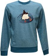 plotz-duikelaar sweater