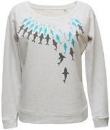 plotz-visserij sweater